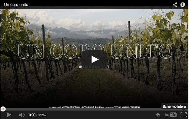 Un coro unito. In un video la gloriosa storia di Montalcino e del suo Brunello