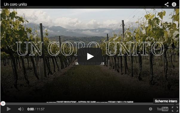 Un coro unito. In un video la gloriosa storia di Montalcino e del suo Brunello