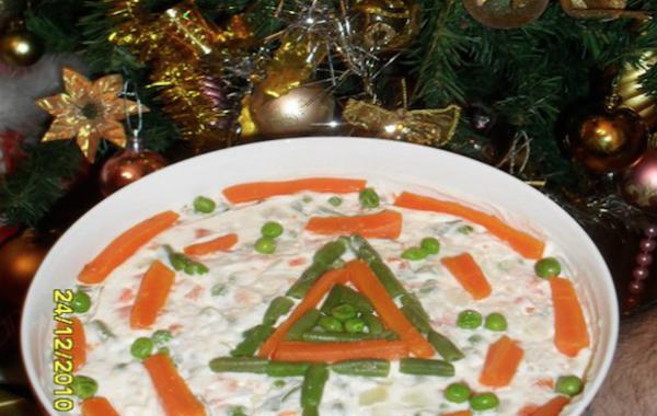 E A Natale L Insalata Russa Per Daltonici Intravino