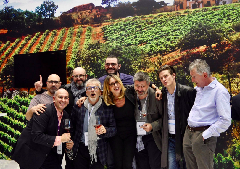 Intravino Meeting al Vinitaly 2016. Abbiamo conquistato la Calabria (e nel video c'è tutto)