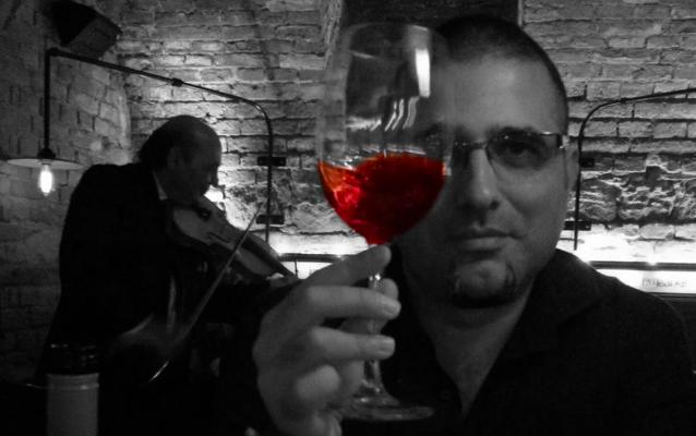 Sotto a chi tocca. La gente del vino: Alessio Pietrobattista (uno che a degustare è bravo parecchio)