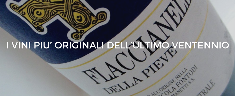 I vini più originali dell'ultimo ventennio