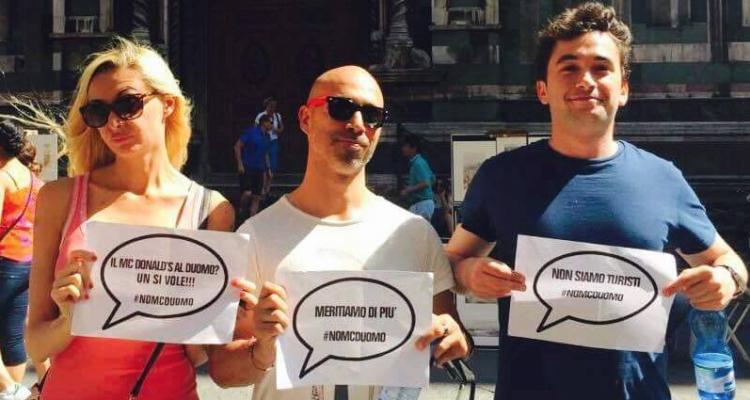 Apre McDonald's in piazza Duomo a Firenze: dov'è lo scandalo?