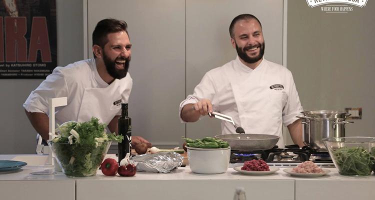 Mangiare a Roma: il Retrobottega per due (giovani chef)