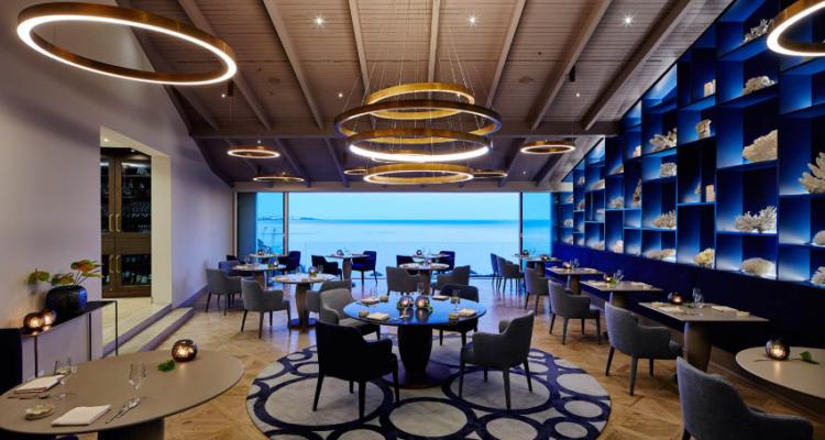 Categoria dei ristoranti che uno tornerebbe in Portogallo solo per andarci a mangiare: Ocean