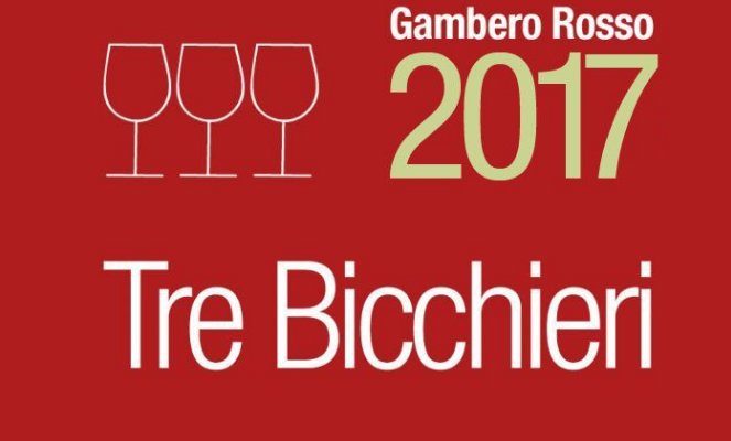 Tre Bicchieri Sardegna del Gambero Rosso 2017. Brrrrrrrividi