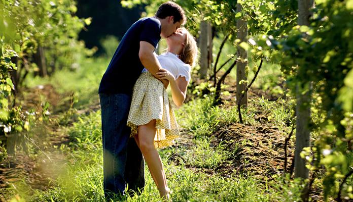 7 buoni motivi per fidanzarsi con un vignaiolo
