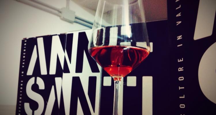 C'è un viticoltore bravo in Valnerina, si chiama Francesco Annesanti