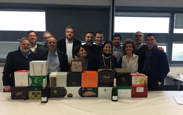 Anteprima esclusiva (solo i primi 5 classificati) del concorso di Gazza Golosa per il miglior panettone 2016