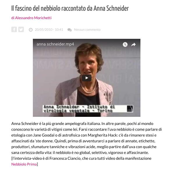 prof. Schneider