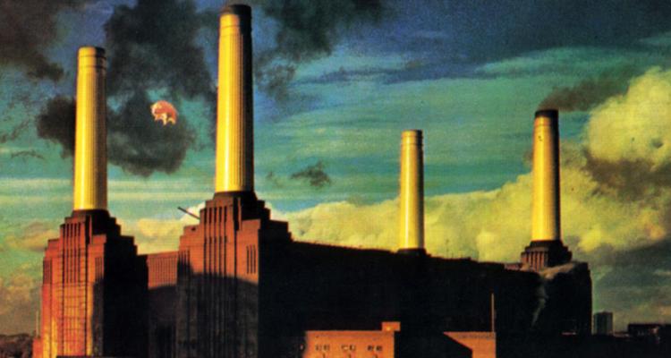 Algie, il maiale volante di Animals dei Pink Floyd e un commovente Boca 2011 Le Piane