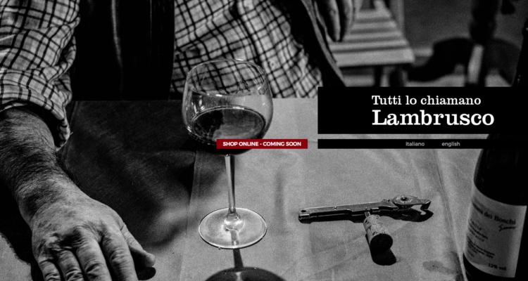 """E' uscito l'attesissimo (da me) """"Tutti lo chiamano Lambrusco"""" – Intervista all'autore, Camillo Favaro"""