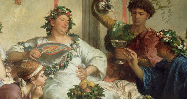 Il vino mischiato con l'acqua di mare e altre meraviglie da La Geographica di Strabone