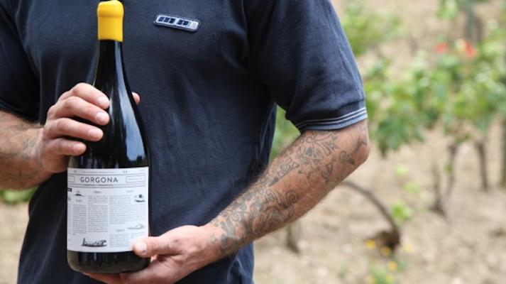 Verticale un po' particolare dal carcere: il vino di Frescobaldi sull'isola di Gorgona
