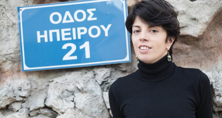 Le mani dei nonni e il senso della cura: l'esperienza di Vasiliki Kouzina
