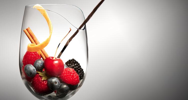Follie d'estate: la frutta abbinata al vino