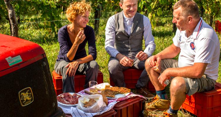 Amber Revolution. Rinascita dei vini orange e orgoglio per due mahatma: Josko Gravner e Stanko Radikon