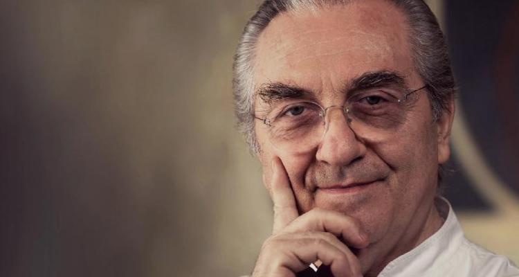È morto il cuoco Gualtiero Marchesi