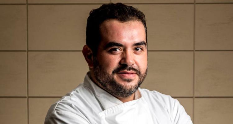 Roy Caceres, uno chef sudamericano a Roma
