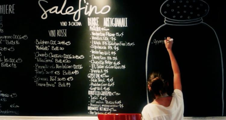 SaleFino a Siena o degli effetti del buongoverno della cucina