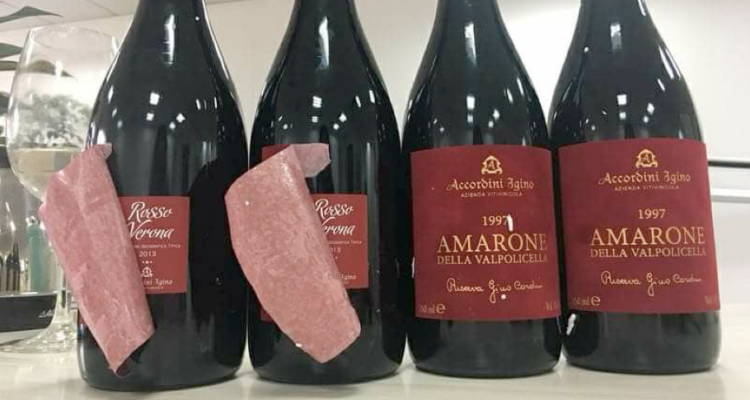"Affaire Amarone in Cina. Ci mancava solo l'etichetta ""double face"""