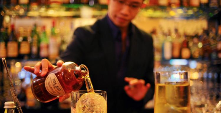 La perfezione del whisky del Sol Levante