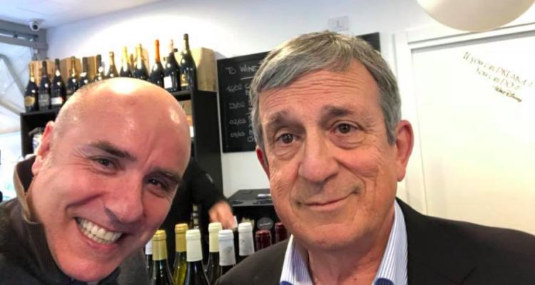 La Borgogna di oggi in vigna e in cantina con Giancarlo Marino (video)