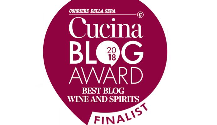 Vota Intravino ai Cucina Blog Award sul Corriere della Sera. Siamo nella top 3 Wine & Spirits