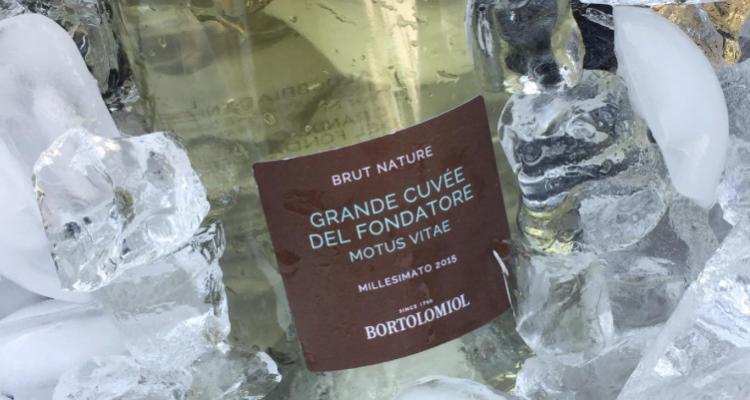 Bortolomiol Cuvée Del Fondatore Motus Vitae, il Prosecco senza diminuitivi