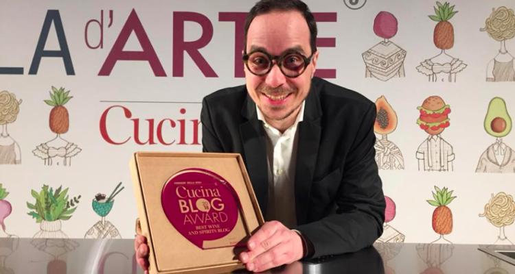 Intravino vince il premio Best Wine Blog ai Cucina Blog Award 2018 del Corriere della Sera