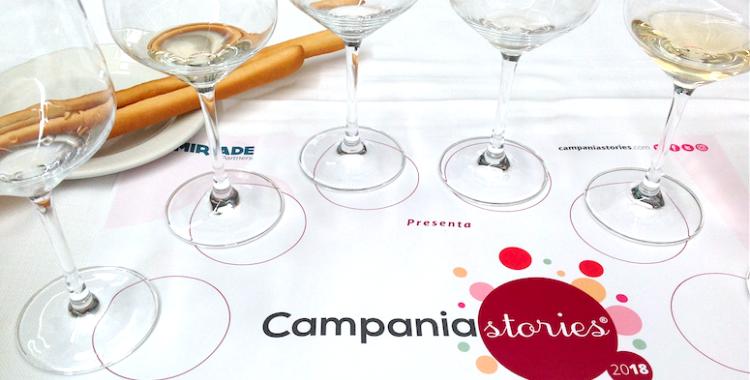I vini bianchi di Campania Stories 2018 tra conferme, sorprese e una polemica