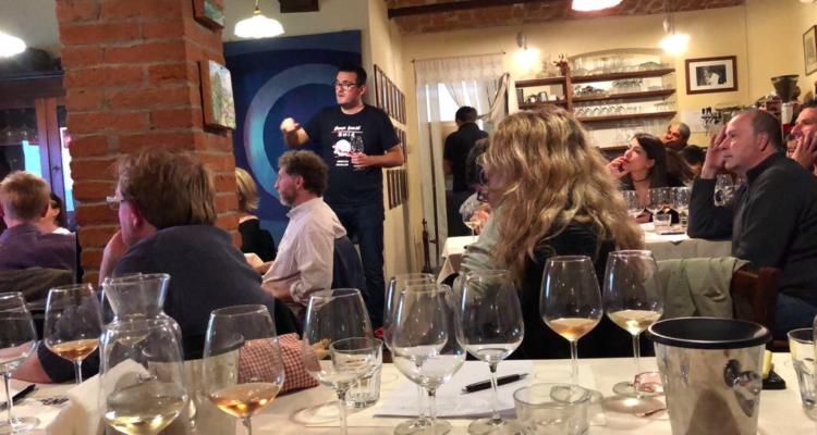Corso sul vino di Intravino. Materiali sparsi per imparare a degustare