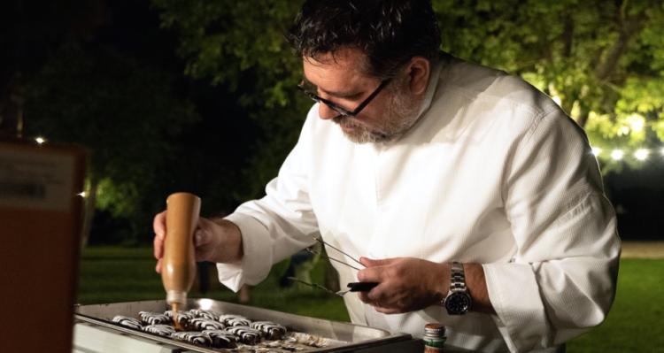 Stellati di Puglia e Champagne, un percorso di assaggi