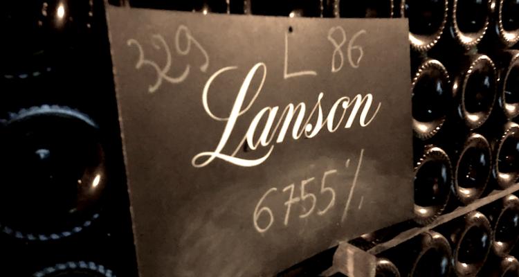 Lanson Champagne e la nuova cuverie heavy metal: assaggi 1976-1990