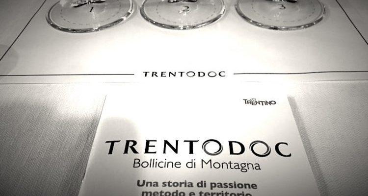 La verticalità in 5 assaggi firmati Trentodoc con Roberto Anesi