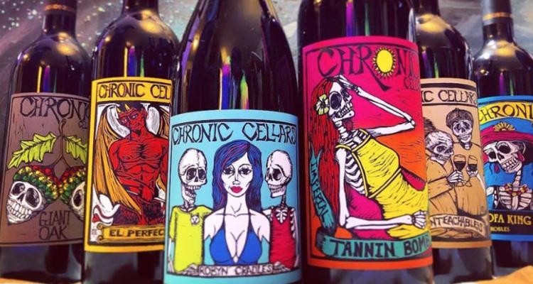 Etichette di vino che parlano e nuove tendenze del marketing