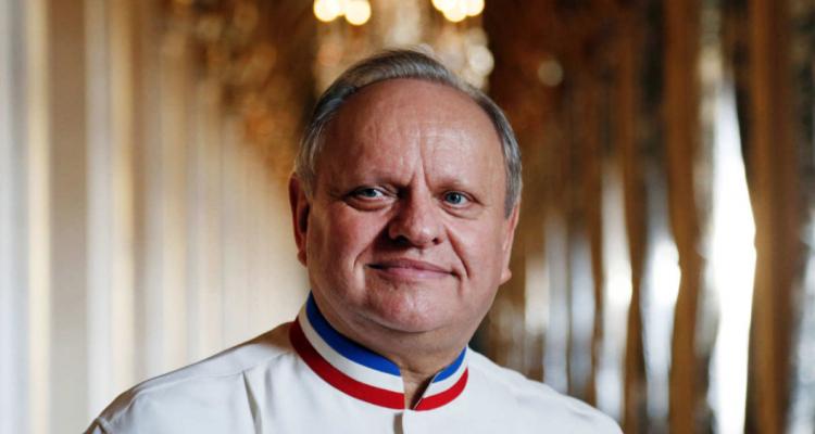 """Muore Joel Robuchon, """"il più grande chef del XX secolo"""""""