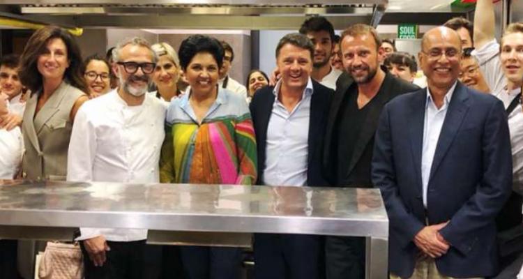 Cosa ci dicono la Gabanelli che sproloquia di alta ristorazione e Renzi in Osteria Francescana