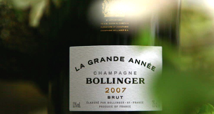 Life can be perfect: Champagne Bollinger Grande Année 2007 brut e rosé