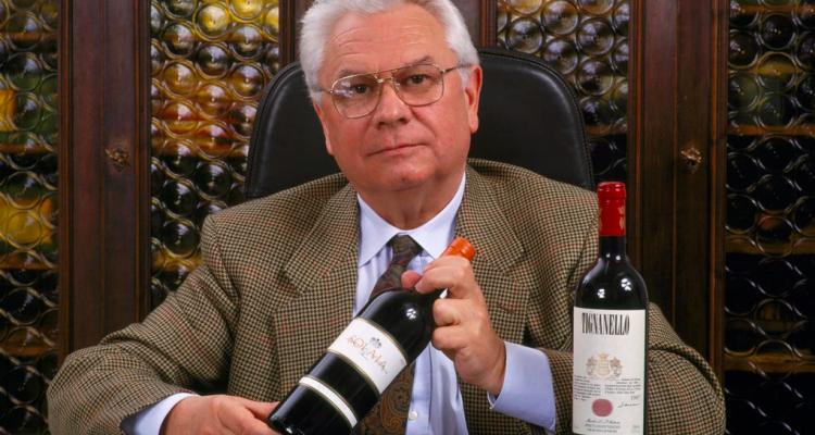 Le basi del vino naturale sono tutte in un libro di Giacomo Tachis