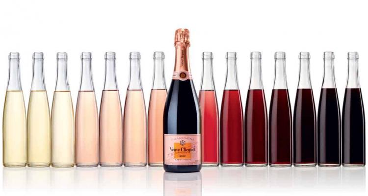 Quattro modi di bere Veuve Clicquot Rosé