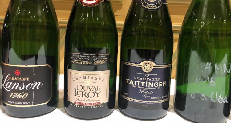 Academie Champagne 2018: Le tre fermentazioni dello Champagne