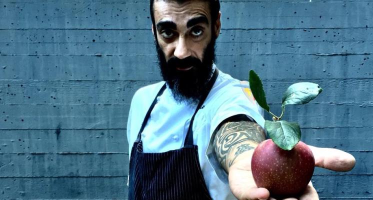 Antonio Bufi, la rassicurante incertezza della cucina pugliese