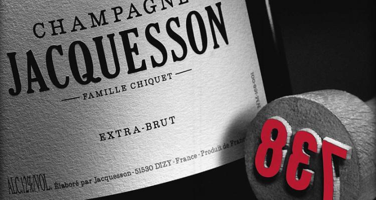 """Champagne Jacquesson in verticale e tutte le leggende sulla """"muselet"""""""