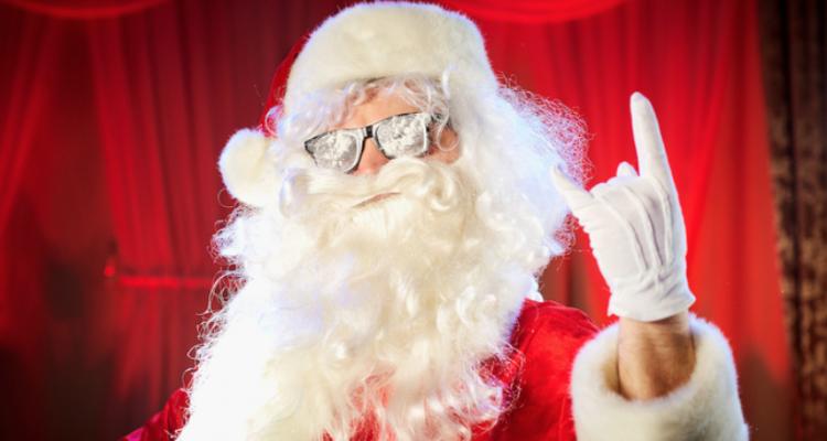 Caro Babbo Natale eccoti la nostra letterina e niente scherzi, mi raccomando