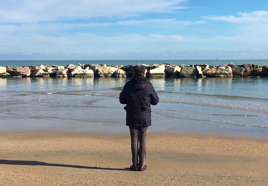 Mare a Civitanova Marche