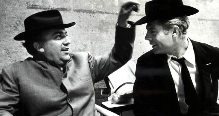 Rivedere Otto e mezzo di Fellini in un vino della Cantina Valpane