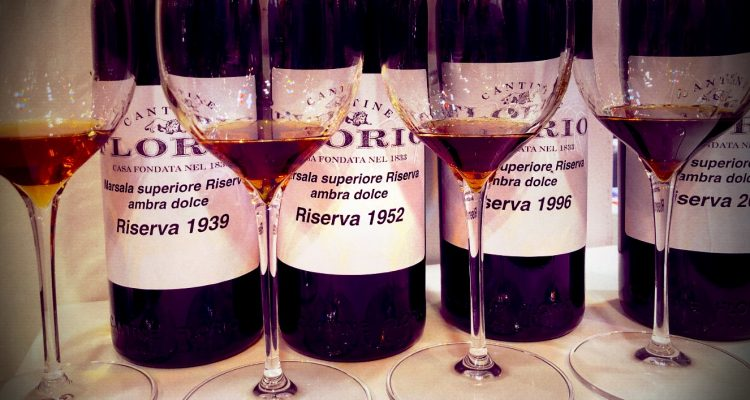 La contemporaneità del Marsala: le riserve Florio 1939 – 2009