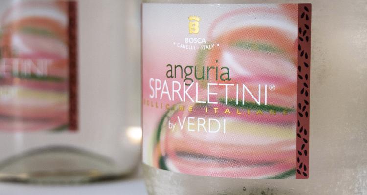 """Brindare all'Unesco con lo """"Sparkletino"""" all'anguria di Canelli"""