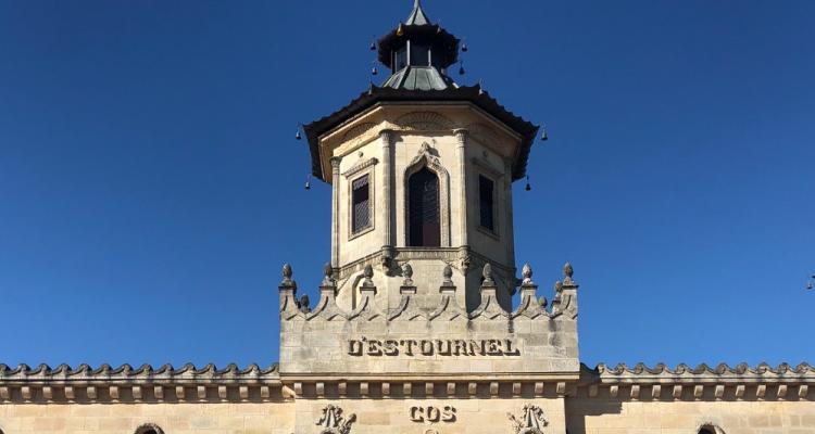 Cos d'Estournel e quel tocco di Oriente lungo due secoli